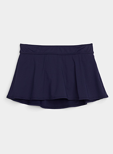 Swim short-skirt