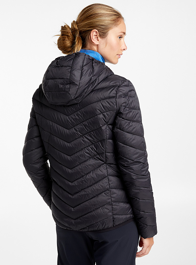 Recycled nylon quilted jacket - Jackets & vests - Black