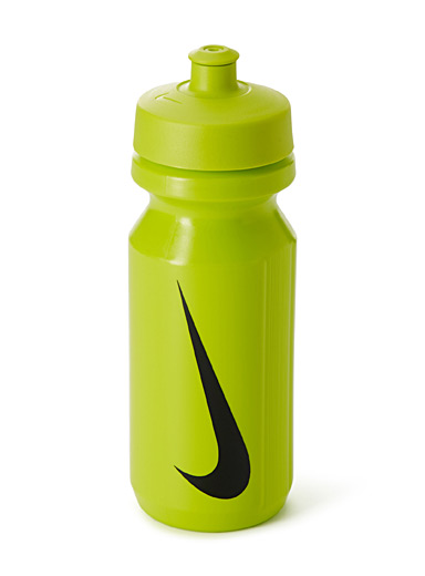 Big Mouth emblematic water bottle
