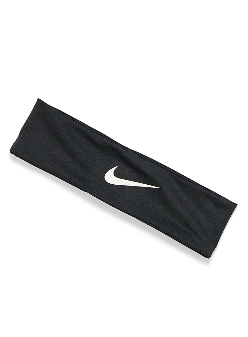 Fury wide headband - Tuques & headbands - Black