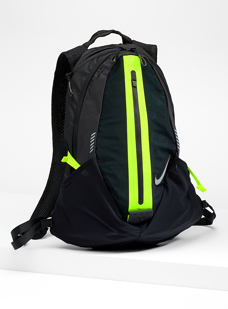 Commuter running backpack - Assorted accessories
