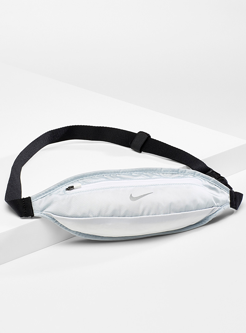 Nike Ecru/Linen Mini waist pouch for women