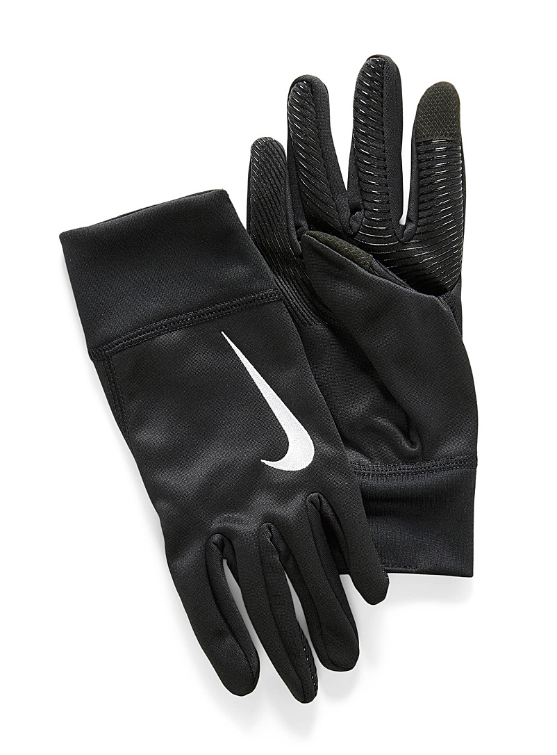Therma running gloves - Gloves & mittens - Black