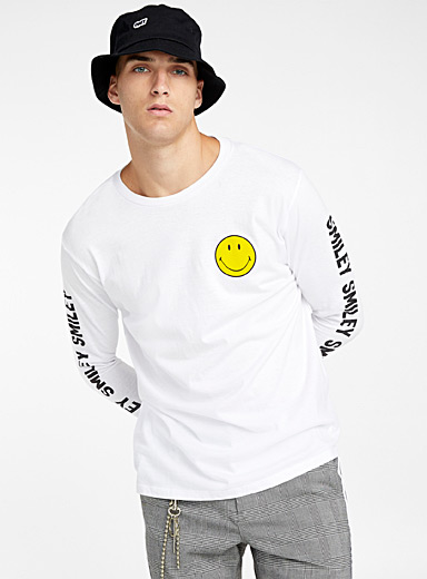 Smiley typo T-shirt