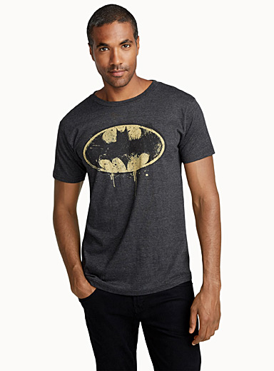Le tee-shirt graffiti Batman