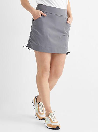 Anytime Casual gathered skort
