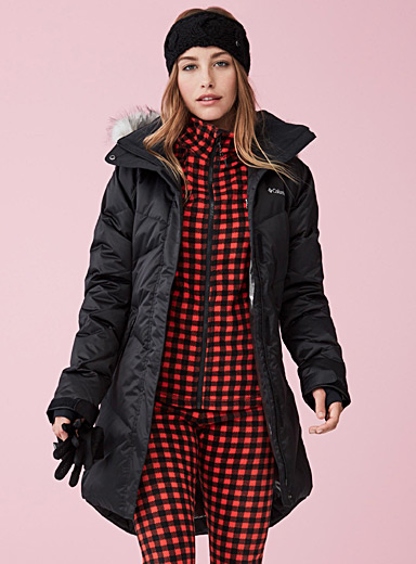 Lay D long down coat <br>Active fit