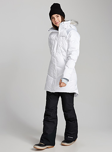 Lay D long down coat  Active fit