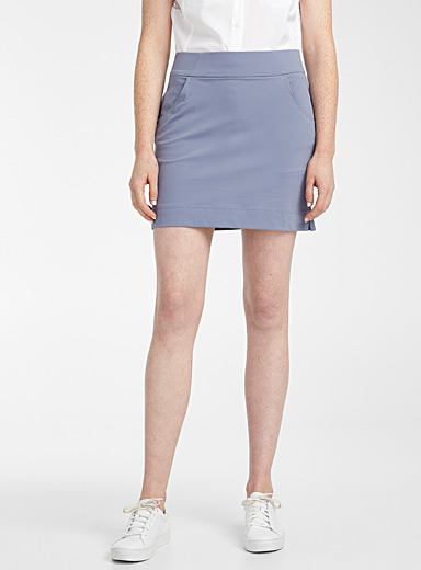 Columbia Baby Blue Anytime Casual skort for women