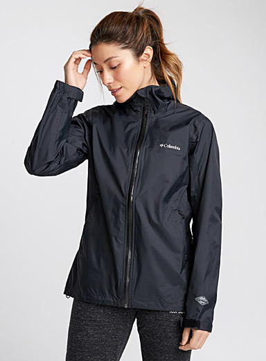 EvaPOURation waterproof jacket <br>Modern classic style