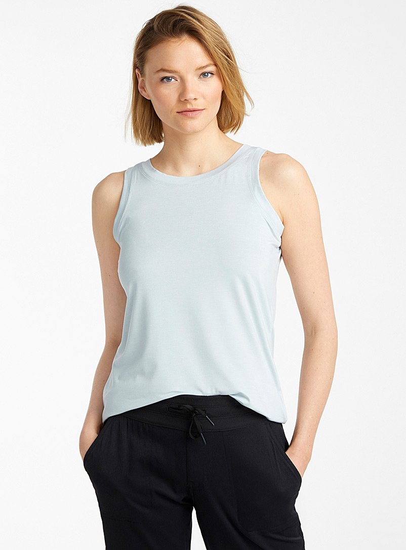 Columbia Grey Place To Place stretch tank for women
