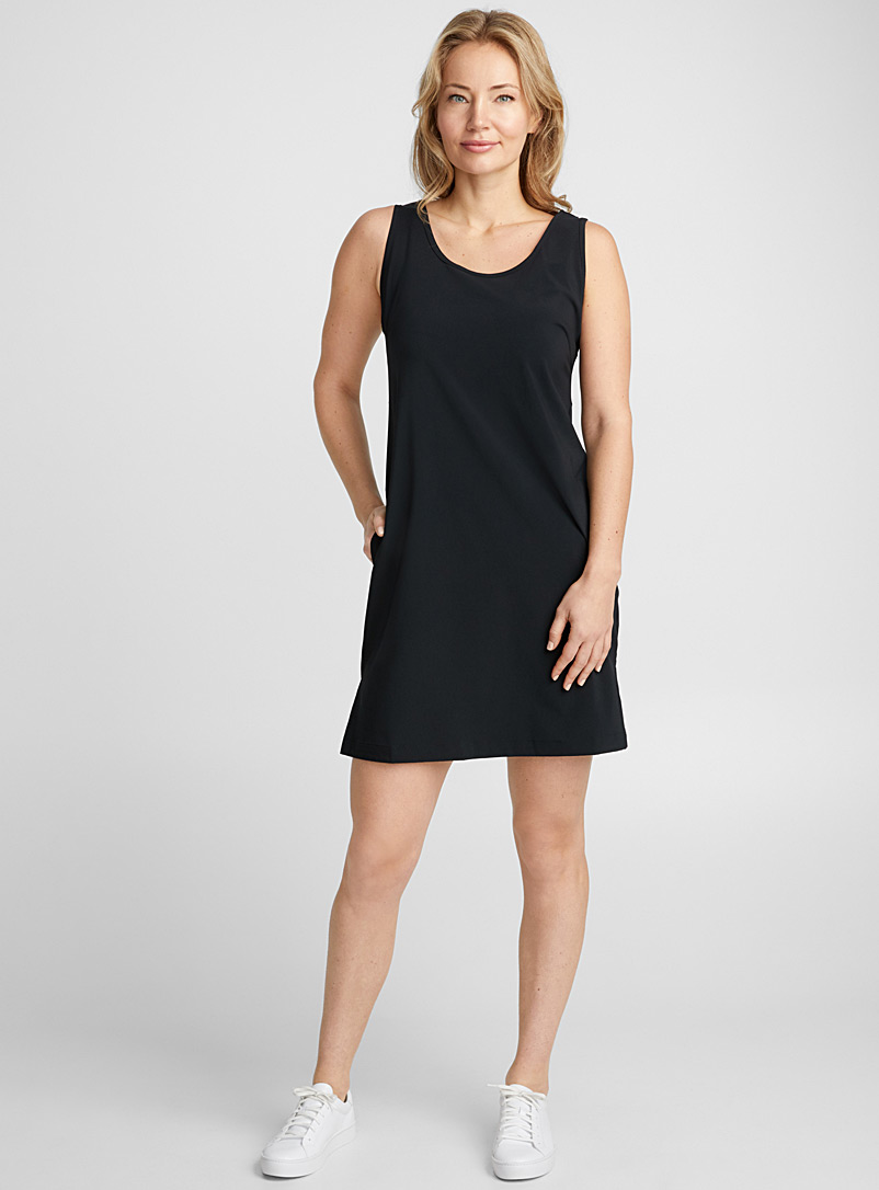 Anytime Casual II tank dress - Short - Black