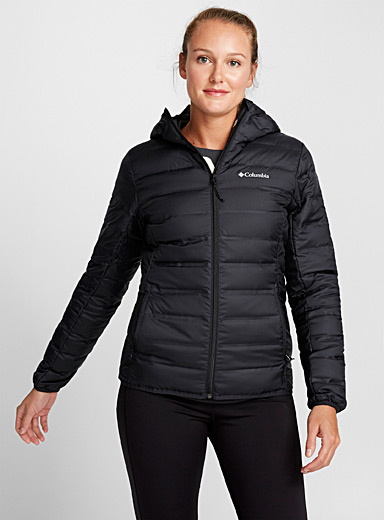 Lake 22 hooded jacket