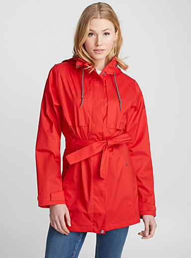 Pardon My Trench belted raincoat