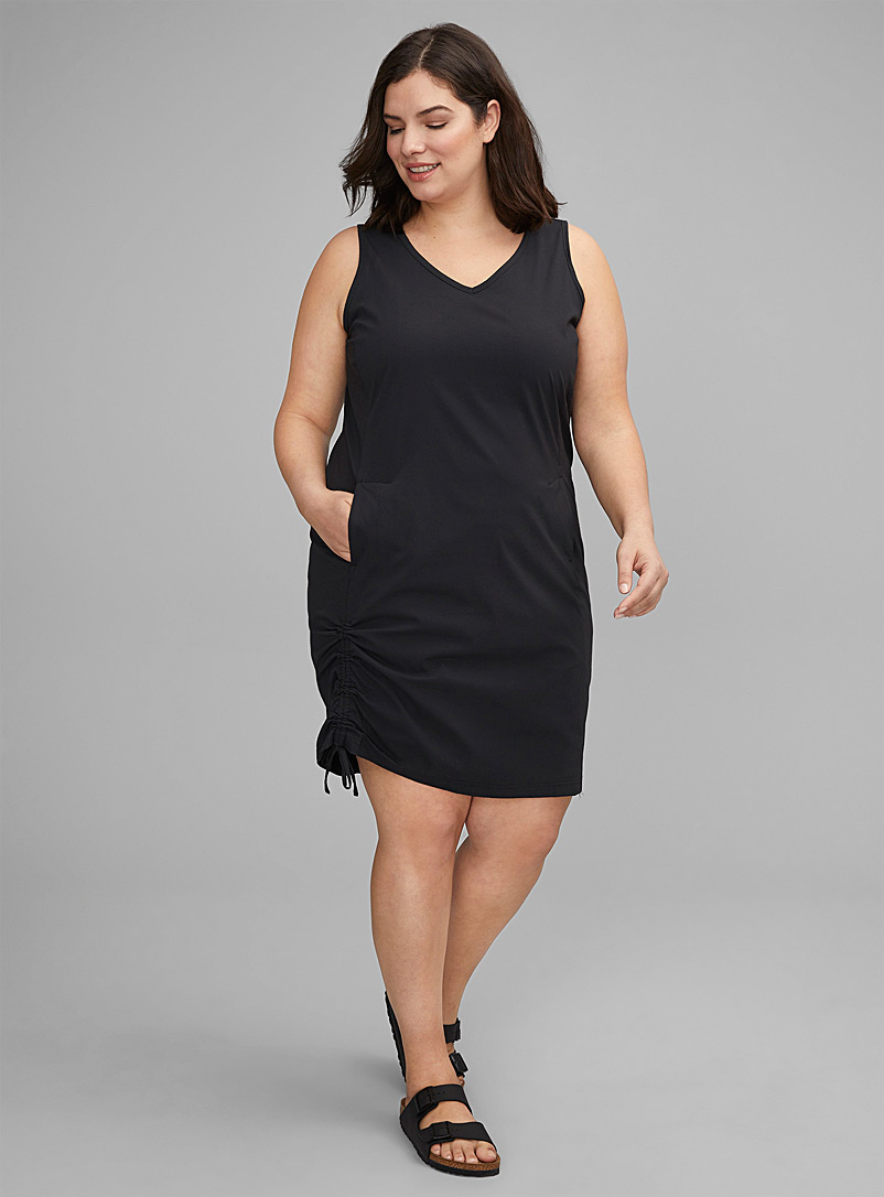 Columbia: La robe camisole Anytime Casual III Taille plus Noir pour femme