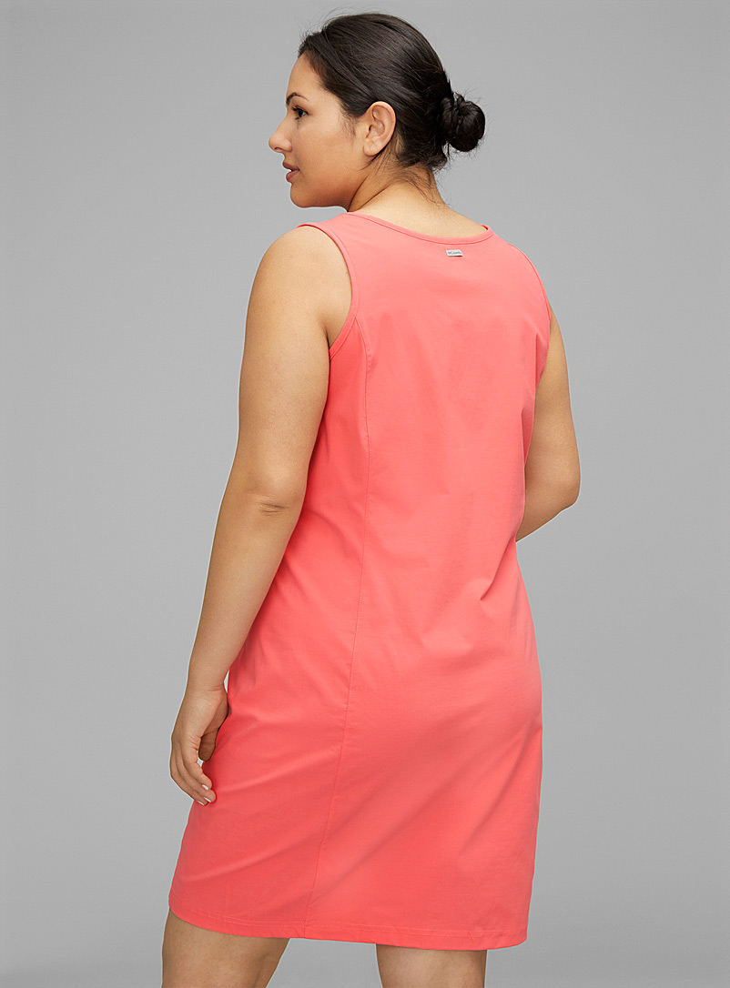Columbia Coral Anytime Casual III tank dress Plus size for women
