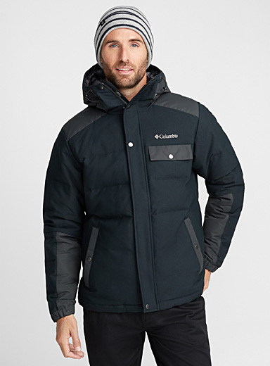 Winter Challenger quilted jacket