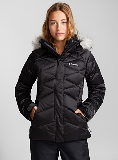 Lay D down jacket  Active fit