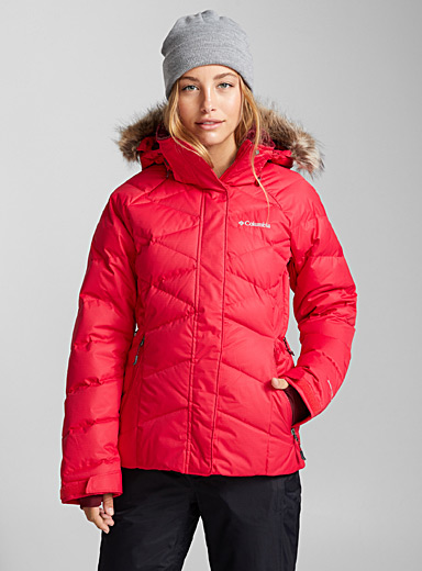 Lay D down jacket <br>Active fit