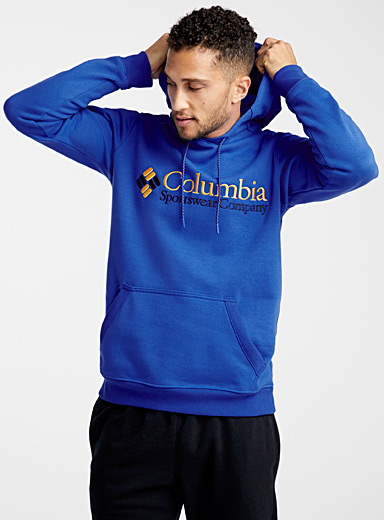 Le sweat kangourou rétro