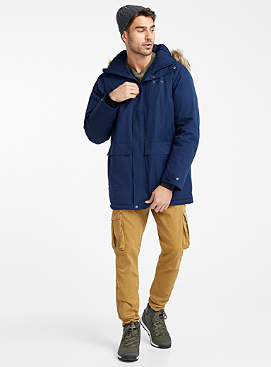 Rebel parka