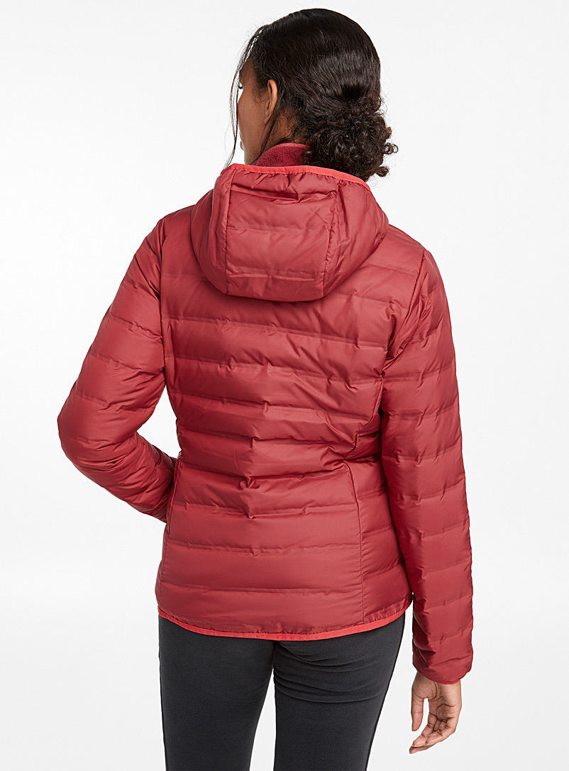 Lake 22 quilted jacket  Semi-slim fit - Outdoor - Ruby Red
