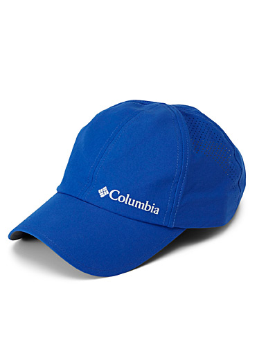 Columbia Blue Silver Ridge cap for men
