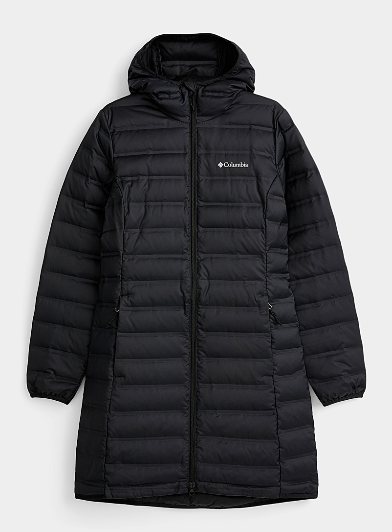 Lake 22 quilted jacket  Long fit