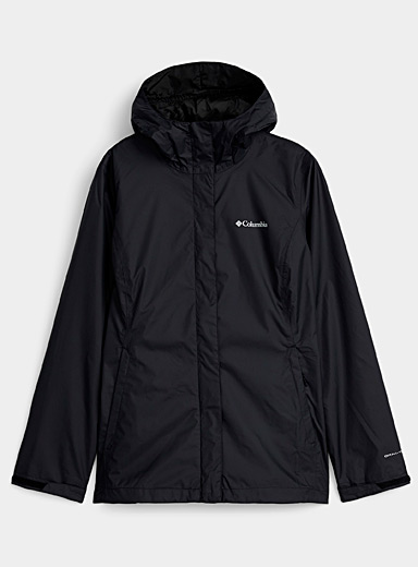 Arcadia packable rain jacket