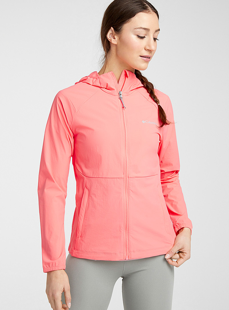 Columbia Coral Boulder Path stretch shell Active fit for women