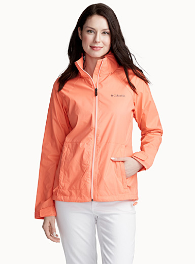 Switchback II waterproof anorak