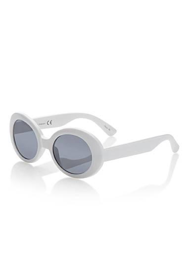 Les lunettes ovales Express