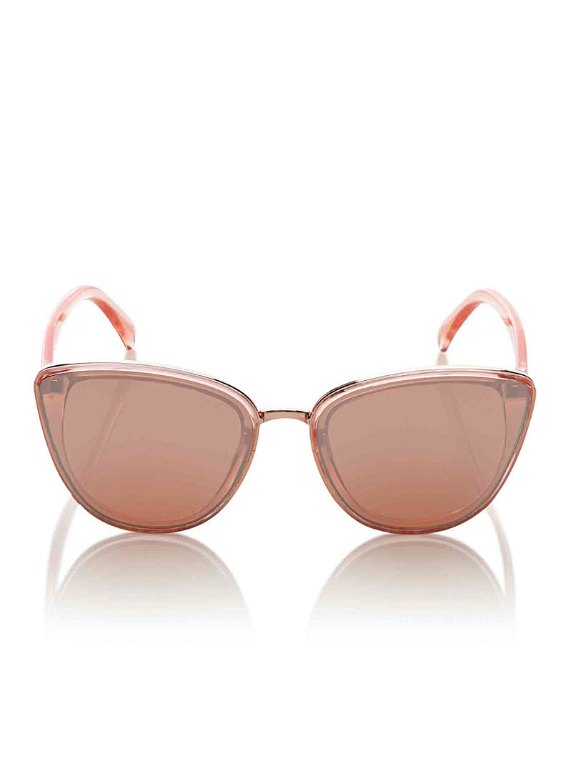 Layla cat-eye sunglasses - Less than $50 - Pink
