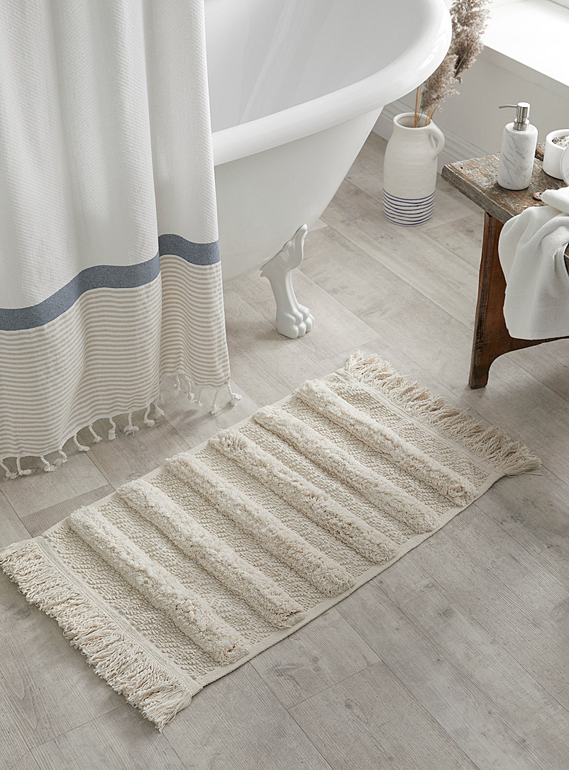 Textured volume bath mat  50 x 80 cm