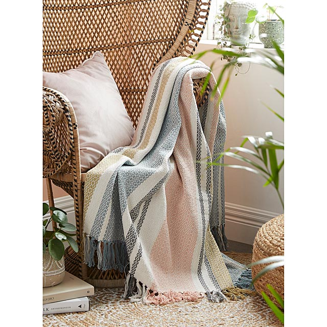 diamond-stripe-pure-cotton-throw-130-x-150-cm