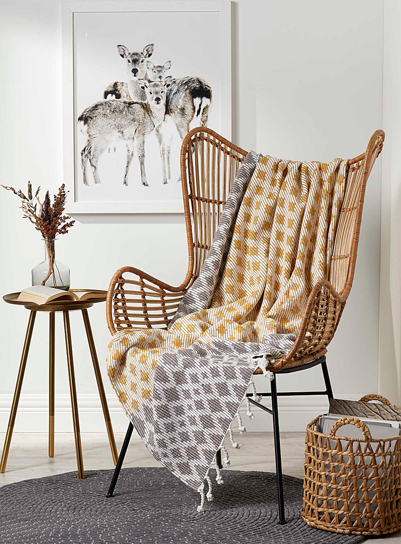 Shop Decorative Blankets & Sofa Throws Online In Canada