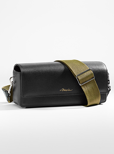 Ray baguette crossbody