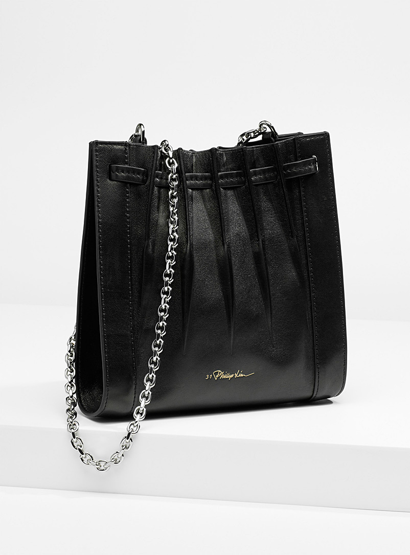 Florence mini bucket bag - 3.1 Phillip Lim - Black
