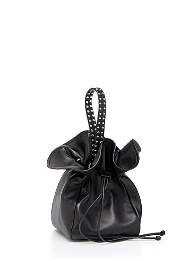 Ray bucket bag