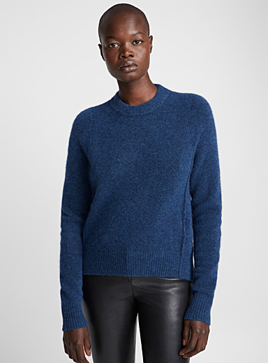 Le pull High-Low