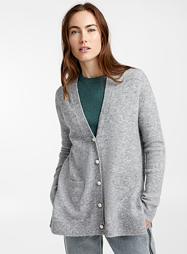 Lofty cardigan