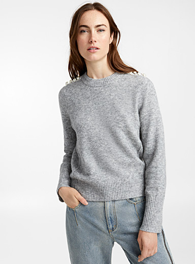 Lofty sweater
