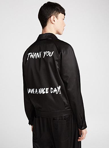 Le blouson Have A Nice Day