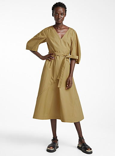 3.1 Phillip Lim Fawn Balloon sleeve dress for women