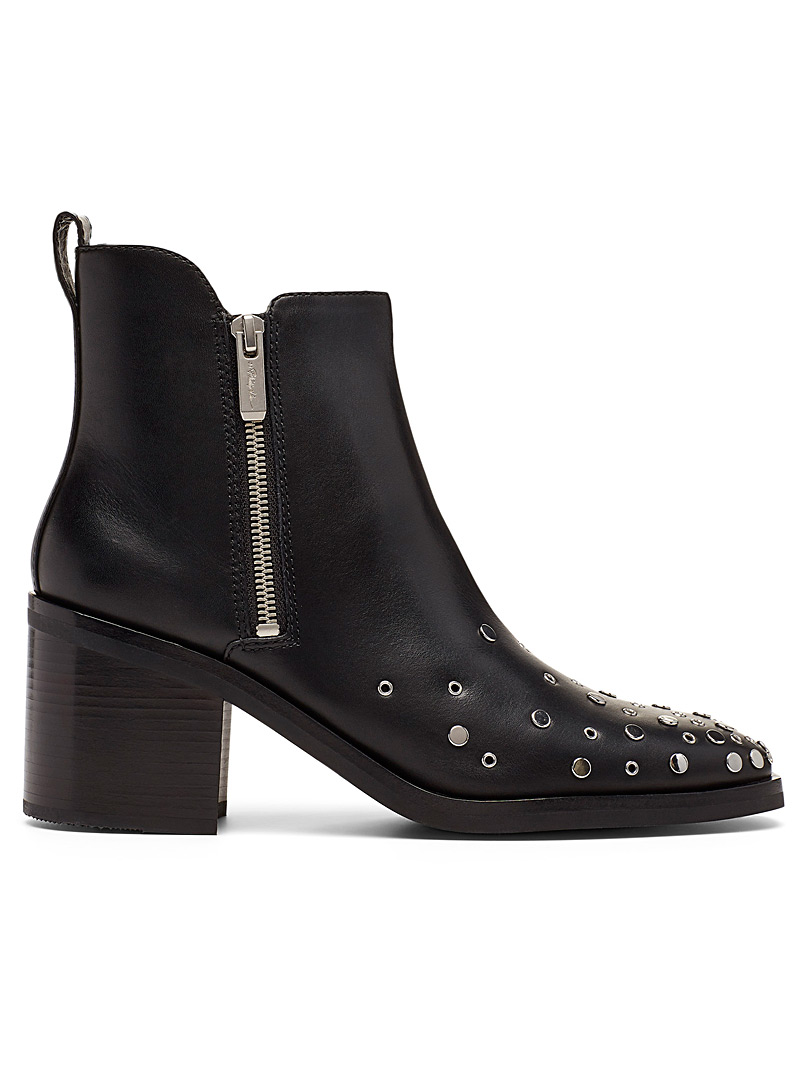 3.1 Phillip Lim Black Alexa ankle boots for women