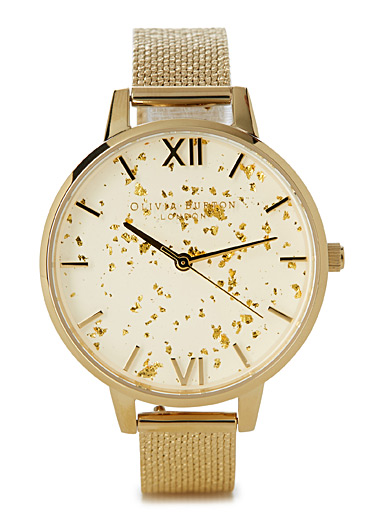 Gold Celestial Demi watch