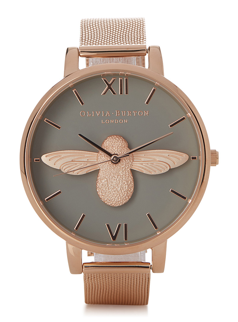rosegold-bee-watch