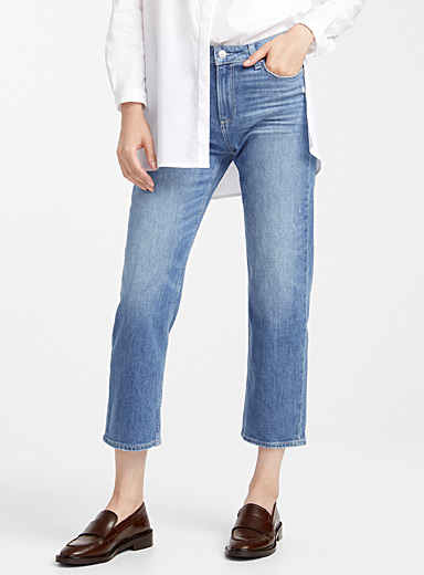 Noella worn straight jean