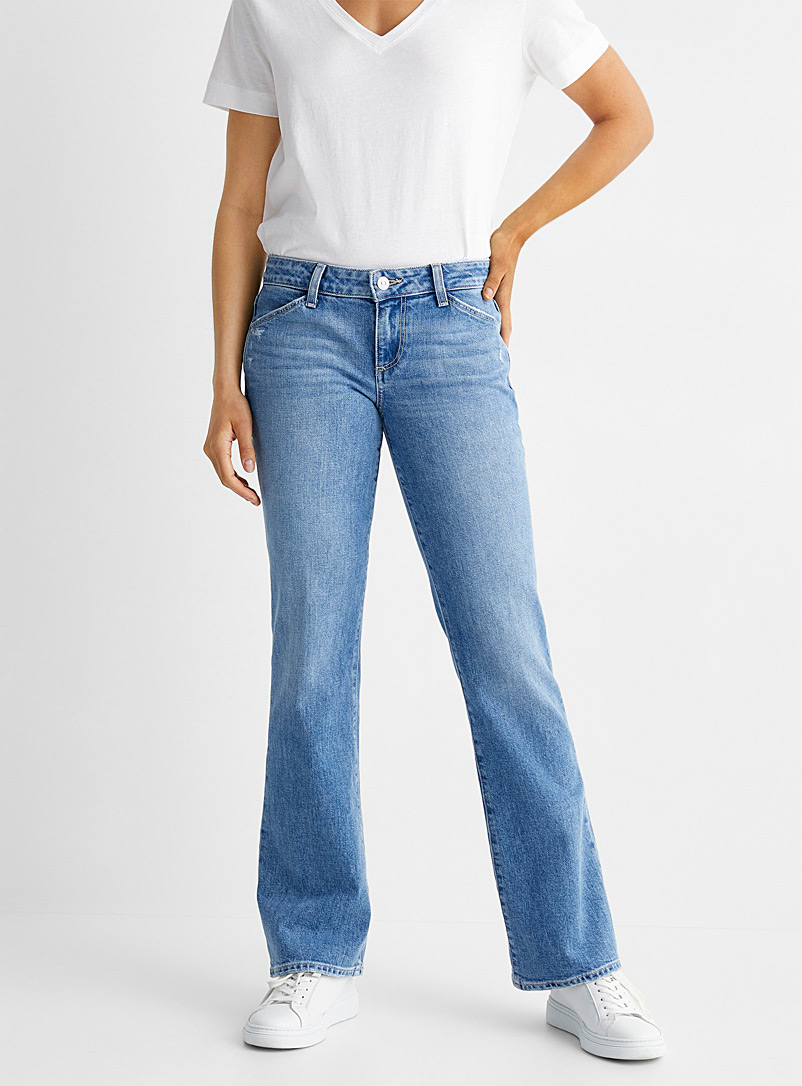 Sloane medium blue bootcut jean