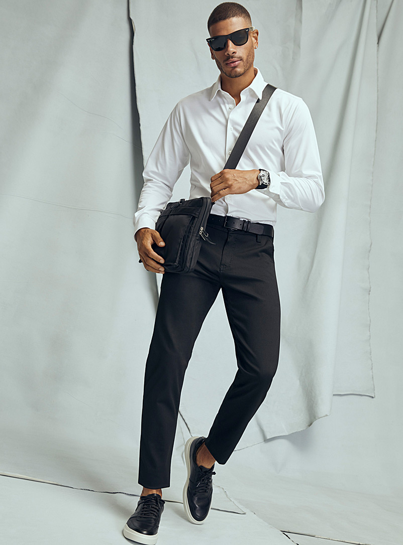 Performance chinos  Slim fit